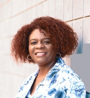 Professor Francine Huff, the Knight Chair for Student Achievement at  FAMU's School of Journalism & Graphic Communication.