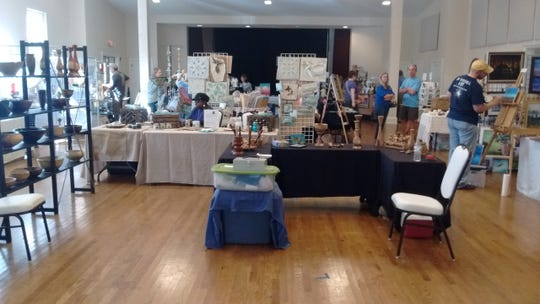 About 20 artists will exhibit at the Junior Woman's Club's Spring Art Sale on Feb. 23.