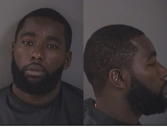Emanuel McKenzie, 38, of the 1600th block of 20th Avenue in Vero Beach, was arrested Thursday, February 13, 2020 and charged with fleeing and eluding, possession of Fentanyl and cocaine, reckless driving and resisting arrest.