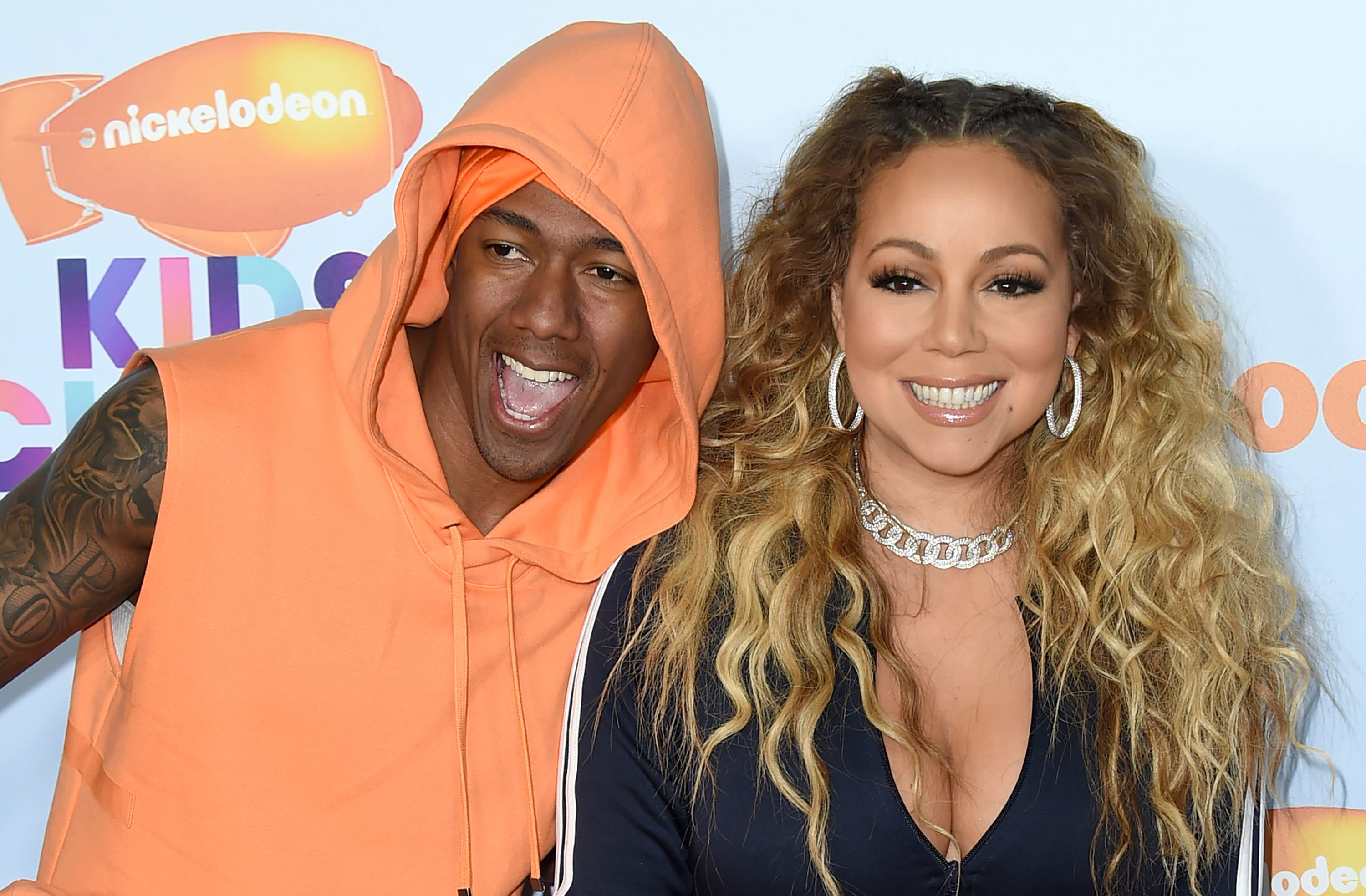 Has nick cannon dated who Inside Nick