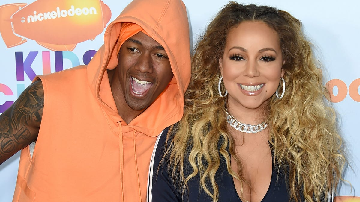 Carey cannon age difference mariah nick Are Mariah