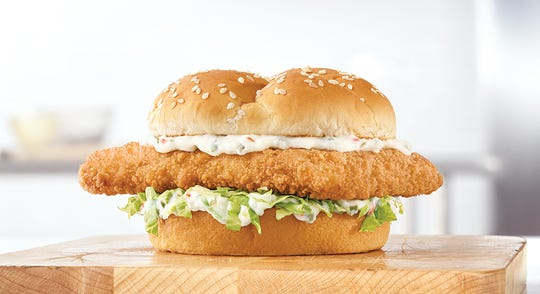 arby's lent specials