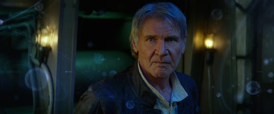 Even Harrison Ford was shocked that deceased Han Solo could return in 'Rise of Skywalker'