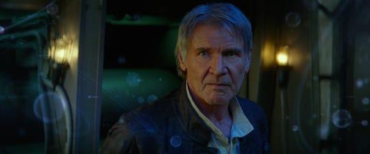 Even Harrison Ford was shocked deceased Han Solo could return in 'Rise of Skywalker'