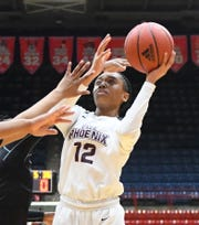 Nika Dorsey and Detroit Renaissance are the second-ranked team in Detroit in David Goricki's updated girls basketball rankings.
