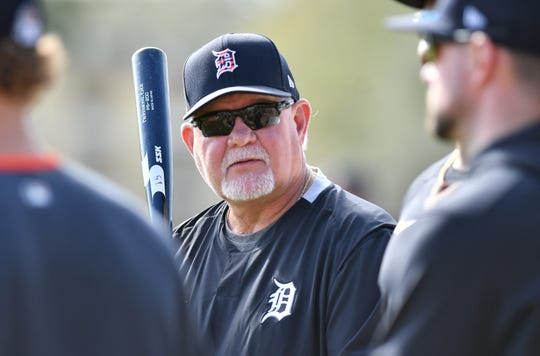 """""""Anything can happen in this game,"""" says Tigers manager Ron Gardenhire, dismissing pundits' predictions that his team will see a slight improvement over last season's 47 wins."""
