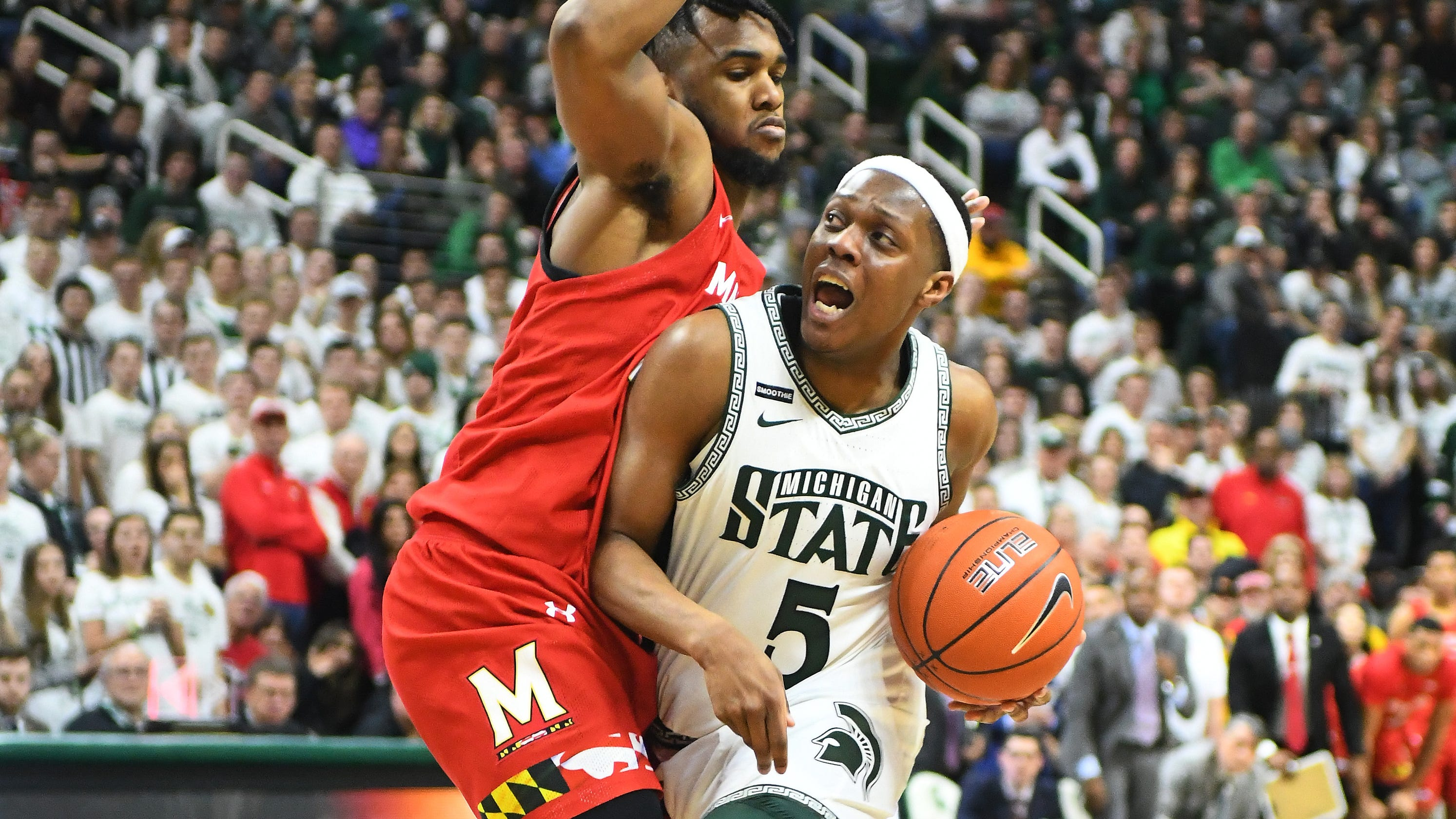 Michigan State 'finding ways to lose' in freefalling Big Ten stretch