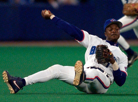 Tony Fernandez played 17 seasons in the major leagues, including three stints with the Toronto Blue Jays. He is Toronto's career leader in hits.