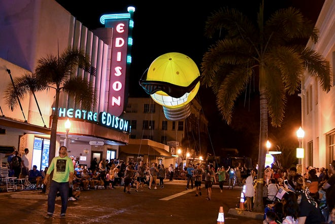 The 82nd Annual Edison Festival of Light Grand Parade in Fort Myers, Saturday, Feb.15, 2020.