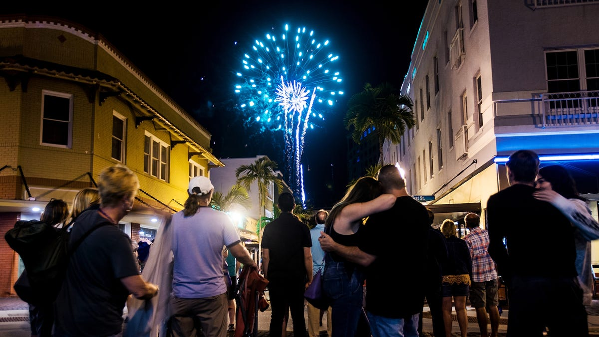 What Fort Myers, Naples events are canceled? New Year's Eve fireworks, Edison parade, etc. 1