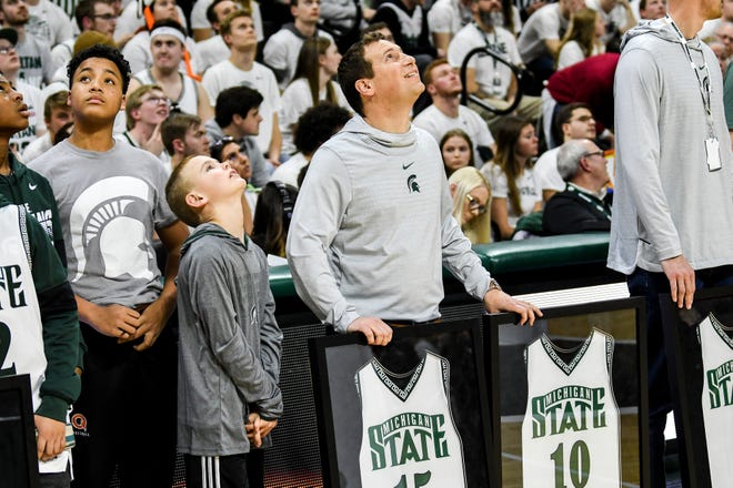 Former MSU walk-on, Mat Ishbia, CEO of the Michigan-based mortgage lender United Wholesale Mortgage (UWM), announced a deal Wednesday that pays all MSU football and men's basketball players $500 a week for the life of their MSU careers.