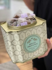 At afternoon tea at 17 Berkshire, guests can choose from a selection of Sloane Fine Tea Merchants teas.