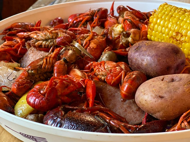 Pre-orders are being accepted now for the Mardi Gras Crawfish Boil on Feb. 16 at Baker Hunt Art and Cultural Center in Covington.