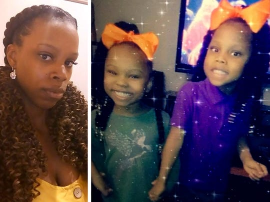 Zaniya R. Ivery, 5, and Camaria Banks, 4, were found dead Feb. 16 along with their mother, Amarah Banks.