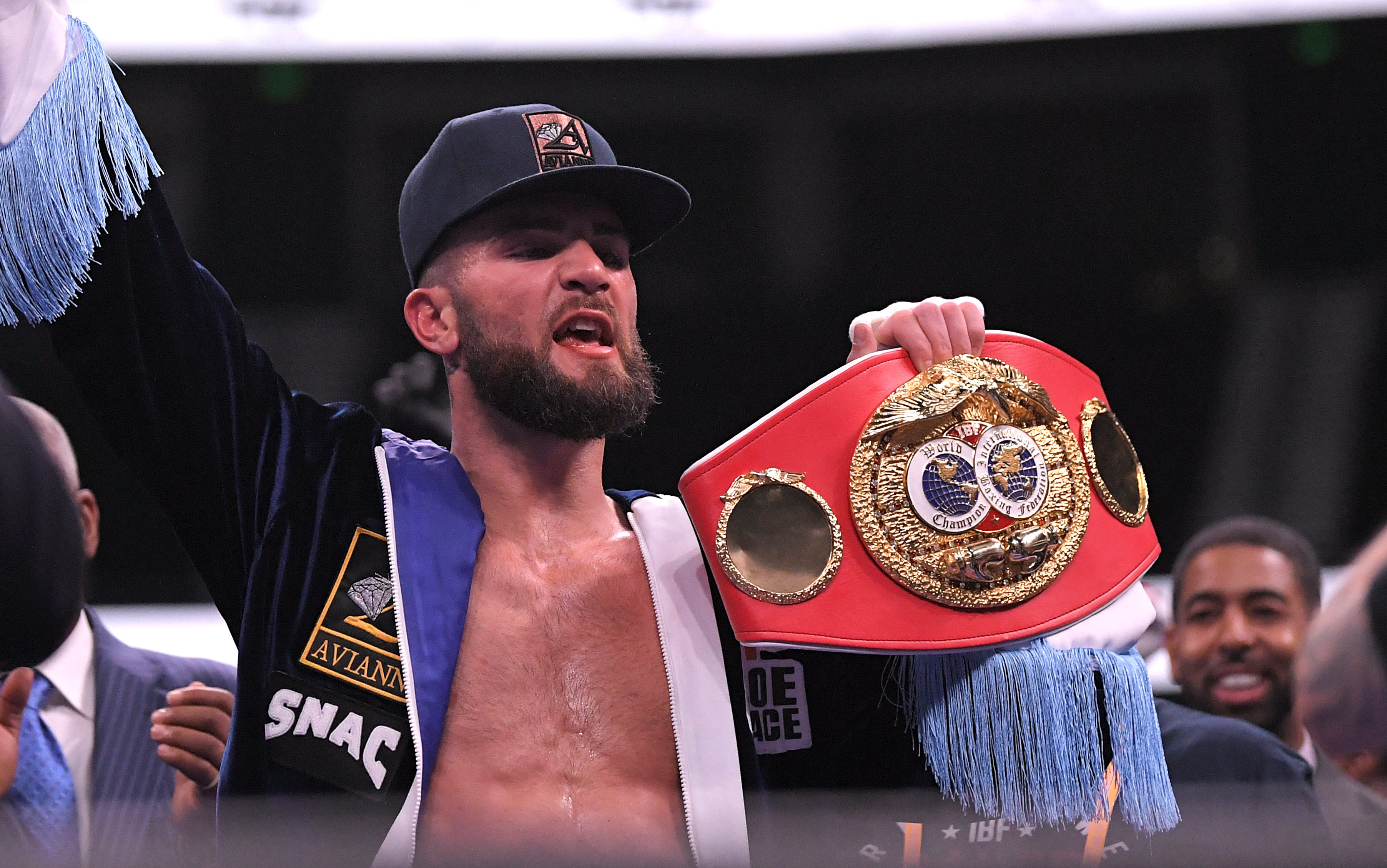 For next fight, Caleb Plant wants David Benavidez in unification bout