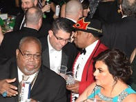 The second annual Opelousas Imperial Mardi Gras Ball held Saturday at the Delta Grand Theatre in historic downtown Opelousas.