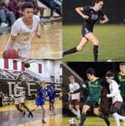 Tony Elmore, Sophia Nguyen, Nala Baker, Tyler Ryals and BB Nicholson are this week's nominees for PNJ Athlete of the Week.