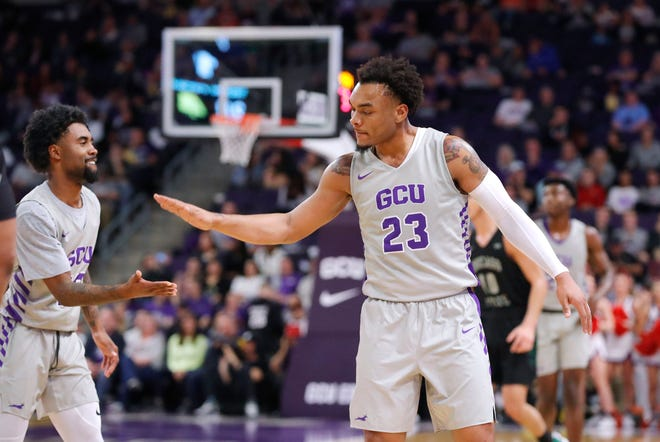 Grand Canyon will play San Francisco on Dec. 19 at Talking Stick Resort Arena.