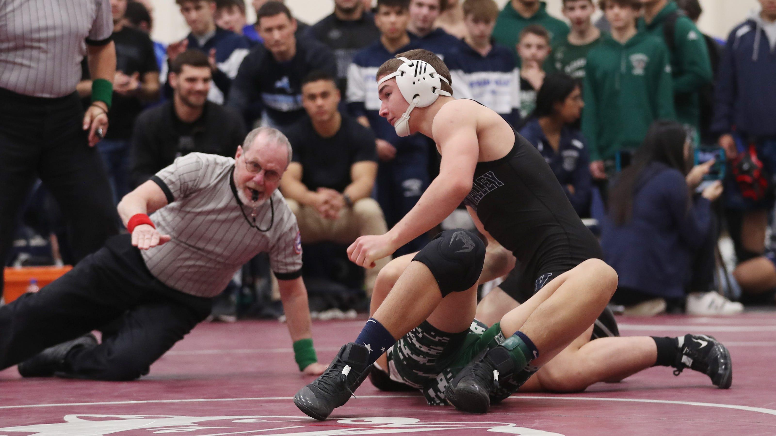 Wrestling: Meet the 2021 Journal News/lohud Mean 15