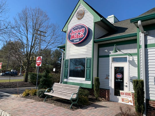 Jersey Mike's Subs in Middletown's Lincroft section.