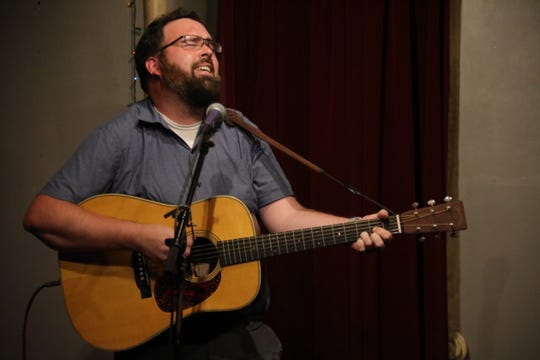 Chris Titchner plays French Broad Brewing on Feb. 20.
