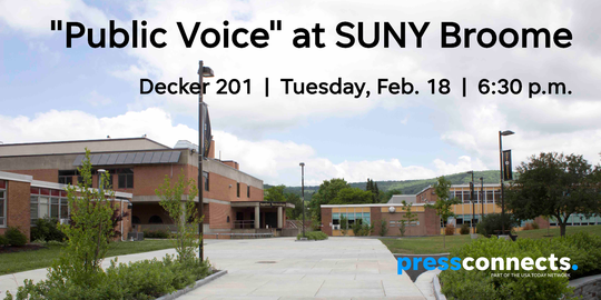 Public Voice at SUNY Broome