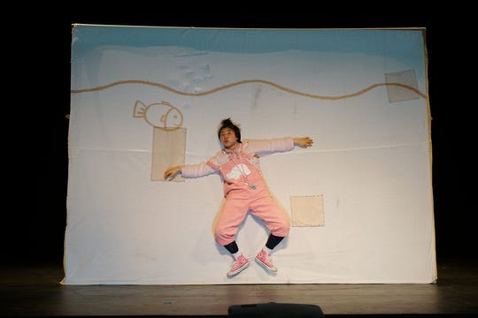 "Hailing from Seoul, South Korea, the Brush Theatre will bring ""Yao Yao"" at the Schorr Family Firehouse Stage at Saturday."