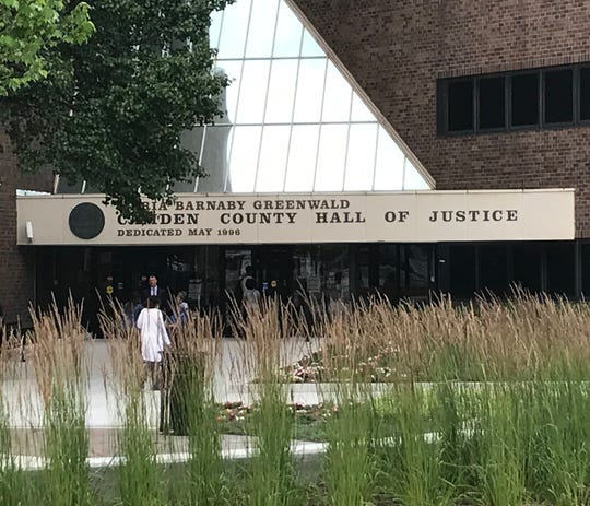 Rhonda Harland, a senior probation officer with the Camden vicinage of New Jersey's Judiciary, has been terminated after a drug raid at her home.