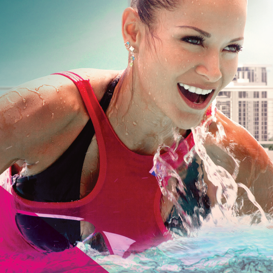 Are you ready to heat up the pool during these cold months? Clarksville Parks and Recreation is introducing Aqua Zumba!