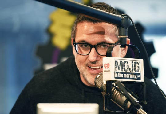 """Mojo and """"Mojo in the Morning"""" celebrates its 20th anniversary Friday on local airwaves today."""