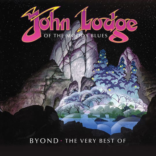 John Lodge's new solo album compiles songs from The Moody Blues and his solo albums.