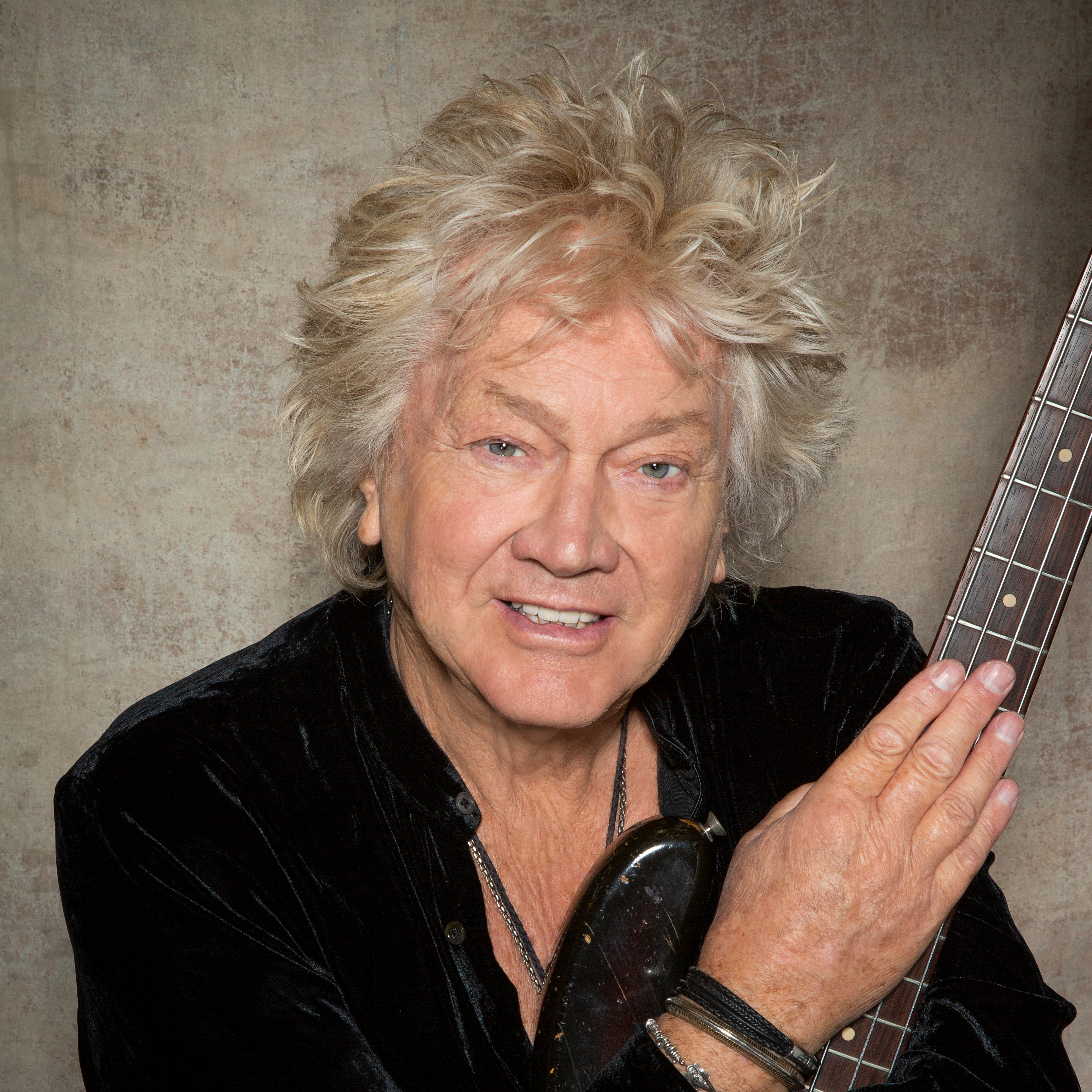 John Lodge Of The Moody Blues On Naples Condo Fort Myers Show Album