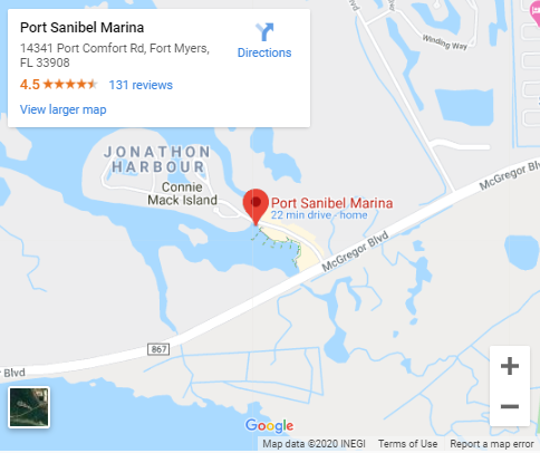 Port Sanibel Marina, where a proposal to expand dry boat storage was rejected last August, is a link from the mainland to the wealthy enclave of Jonathan Harbour on Connie Mack Island.
