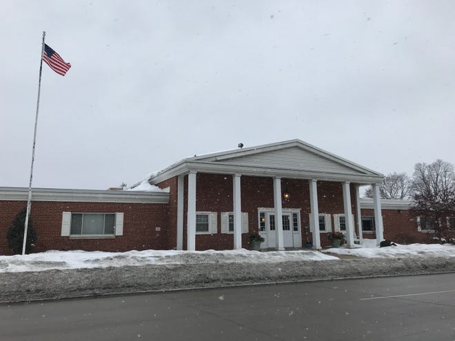 The nursing home Crossroads Care Center of Green Bay East, 600 S. Webster Ave., will close by April 2020. The state's relocation process began in January, when there were 42 residents in the home, according to the ADRC of Brown County.