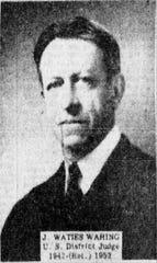 Judge J. Waties Waring