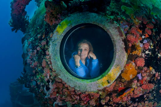 Sylvia Earle is one of six finalists for the 2020 Indianapolis Prize, one of the top animal conservation awards in the world.