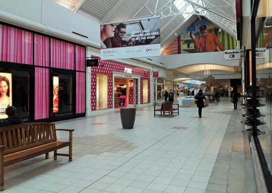 With approximately 100 stores, Coral Ridge Mall has undergone some store changes recently, but plans to have a 99 percent occupancy rate by the end of this year.