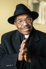 Bishop Henry M. Williamson is spearheading the renovation efforts for Collins Chapel Connectional Hospital.