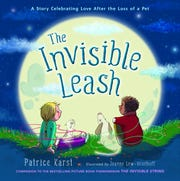 """The Invisible Leash"" by Patrice Karst, illustrated by Joanne Lew-Vriethoff."