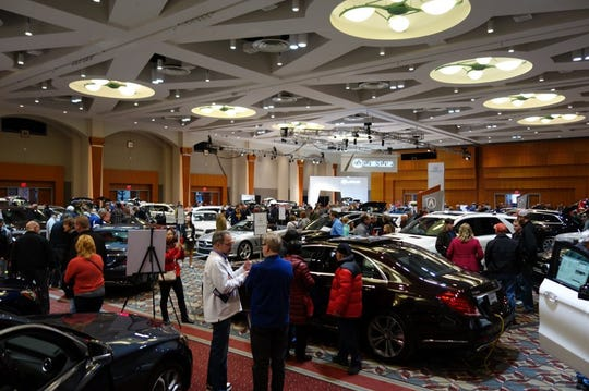 From Feb. 22 to March 1, the ADAMM auto show will take over the Wisconsin Center for multiple show floors featuring 500 of the latest cars, trucks and other vehicles from more than 30 manufacturers.