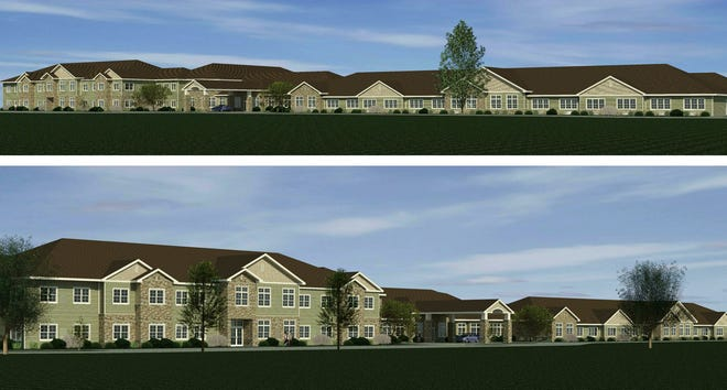 Sussex Assisted Living LLC, a 103,999-square-foot two-story building, is proposed for the village. The development would include a 52-unit, community-based residential facility attached to a 58-unit residential care apartment complex.About half of the community-based residential facility would be dedicated to memory care.