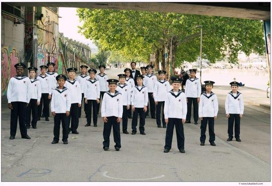 The Vienna Boys' Choir performs Dec. 19 at the Milwaukee Symphony's Bradley Symphony Center, 212 W. Wisconsin Ave.