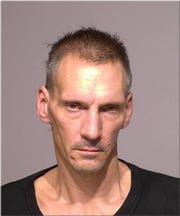 Todd Swessel, 48, was charged with homicide by intoxicated use of a vehicle. He is accused of running over a panhandler with his SUV after it rolled backwards down a hill as Swessel sat unconscious in the driver's seat.