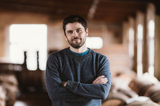 Since starting 3 Sheeps Brewing Co. eight years ago, Grant Pauly has expanded the business to the point where it  employs 39 people.