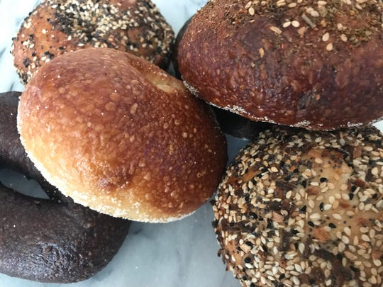 Allie Boy's Bagelry & Luncheonette will serve bagels like these at the restaurant coming to Walker's Point.