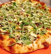 The dough for the pizzas at Flourchild downtown will be made with freshly milled, organic flour from a Wisconsin mill.