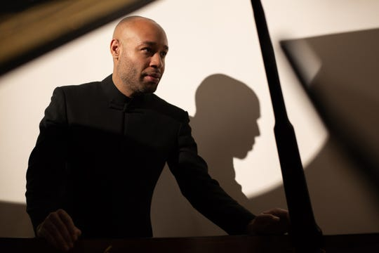 Pianist Aaron Diehl will play Gershwin's Second Rhapsody and Florence Price's Piano Concerto Feb. 5-7, 2021 with the Milwaukee Symphony.