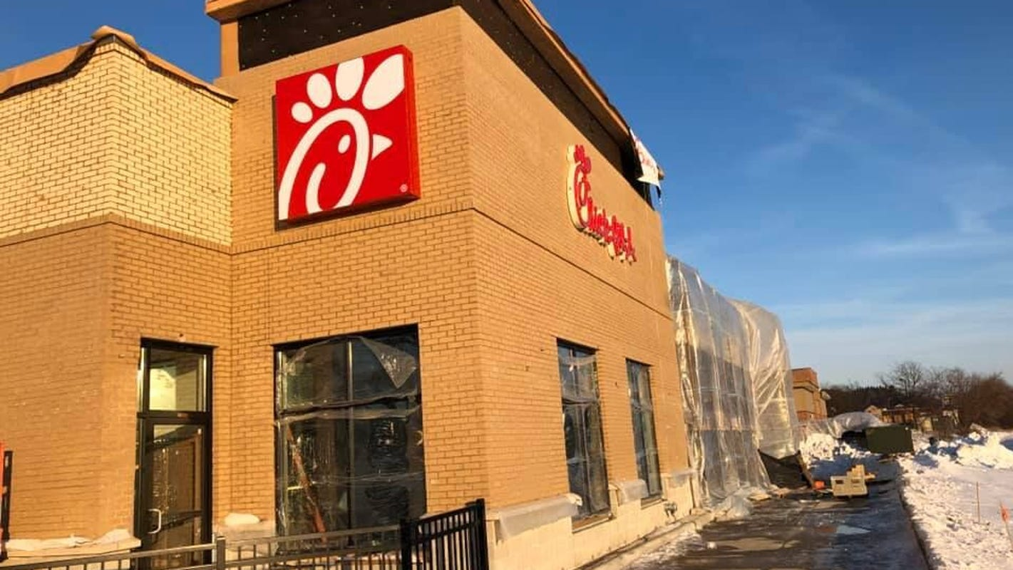Delafield's Chick-fil-A has set an opening date