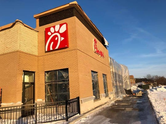 The Delafield Chick-fil-A will open Feb. 27.