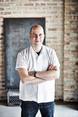 Perry Hendrix is the chef of avec in Chicago, part of the One Off Hospitality Group.